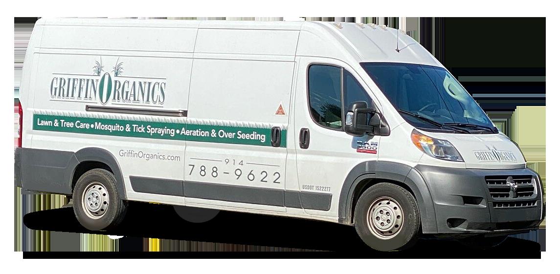 Griffin Organics work truck
